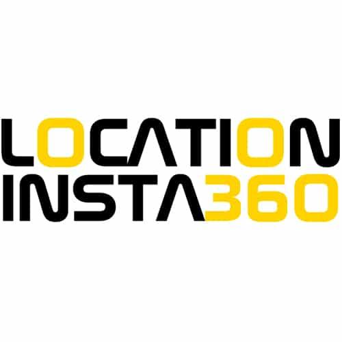 Location Insta 360